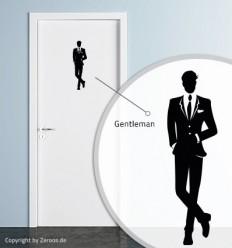 Türtattoo Gentleman