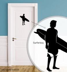 Türtattoo Surferboy