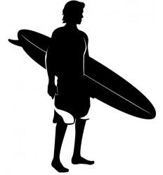 Türschild Surferboy