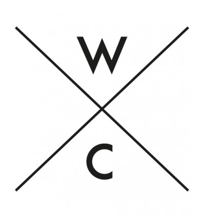 WC Schild (neutral)