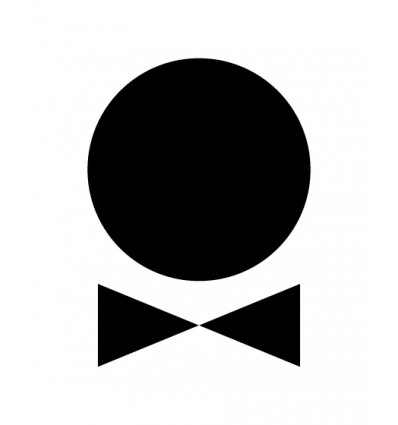 Türsymbol Piktogramm (Männlich)