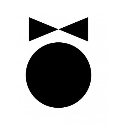 Türsymbol Piktogramm (Weiblich)