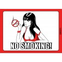 No Smoking Girl