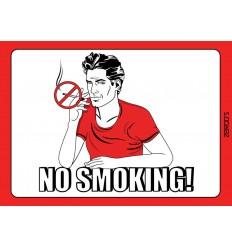 No Smoking Man