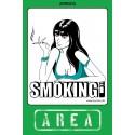 Smoking Area – Raucherbereich
