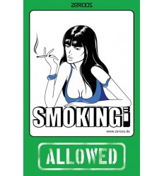 Smoking Allowed – Rauchen erlaubt!