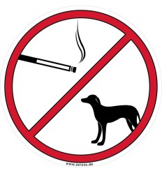 No Smoking – No Dogs