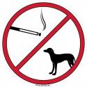 No Smoking – No Dogs